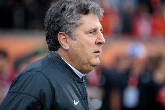 Coach Mike Leach's Washington State Cougars have been the most surprising team of the first half of the Pac-12 season.