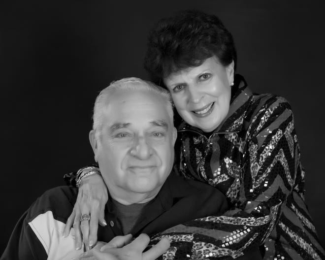 Larry and Fran Bricker