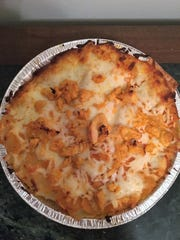 Looking for Bufallo chicken lasagna? You'll find it at Valconi's -- King of Marcaroni.