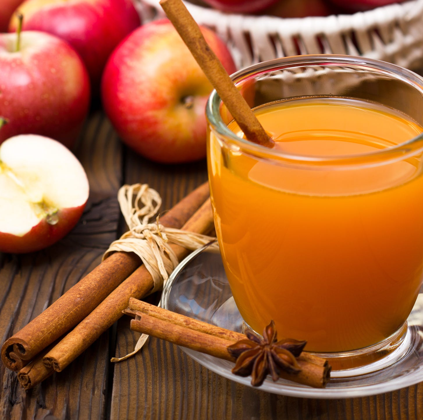 Hot apple cider is a fall favorite among 321 Flavor: Where Brevard Eats members.