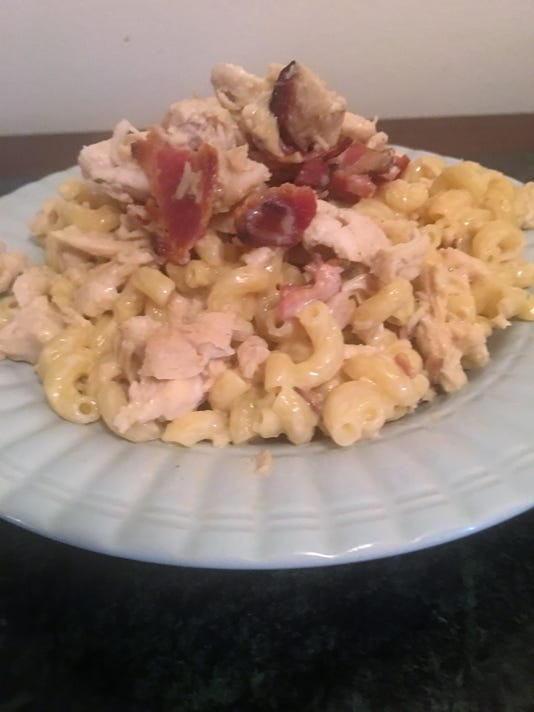 Chicken Bacon Mac 2