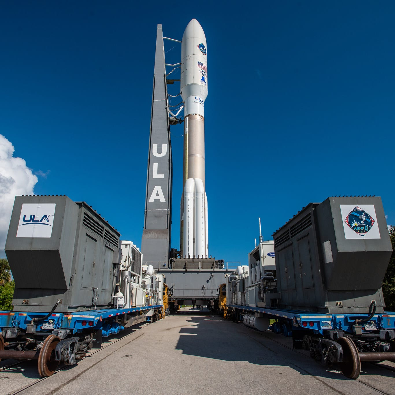 How to watch tonight's powerful Atlas V launch from Cape Canaveral