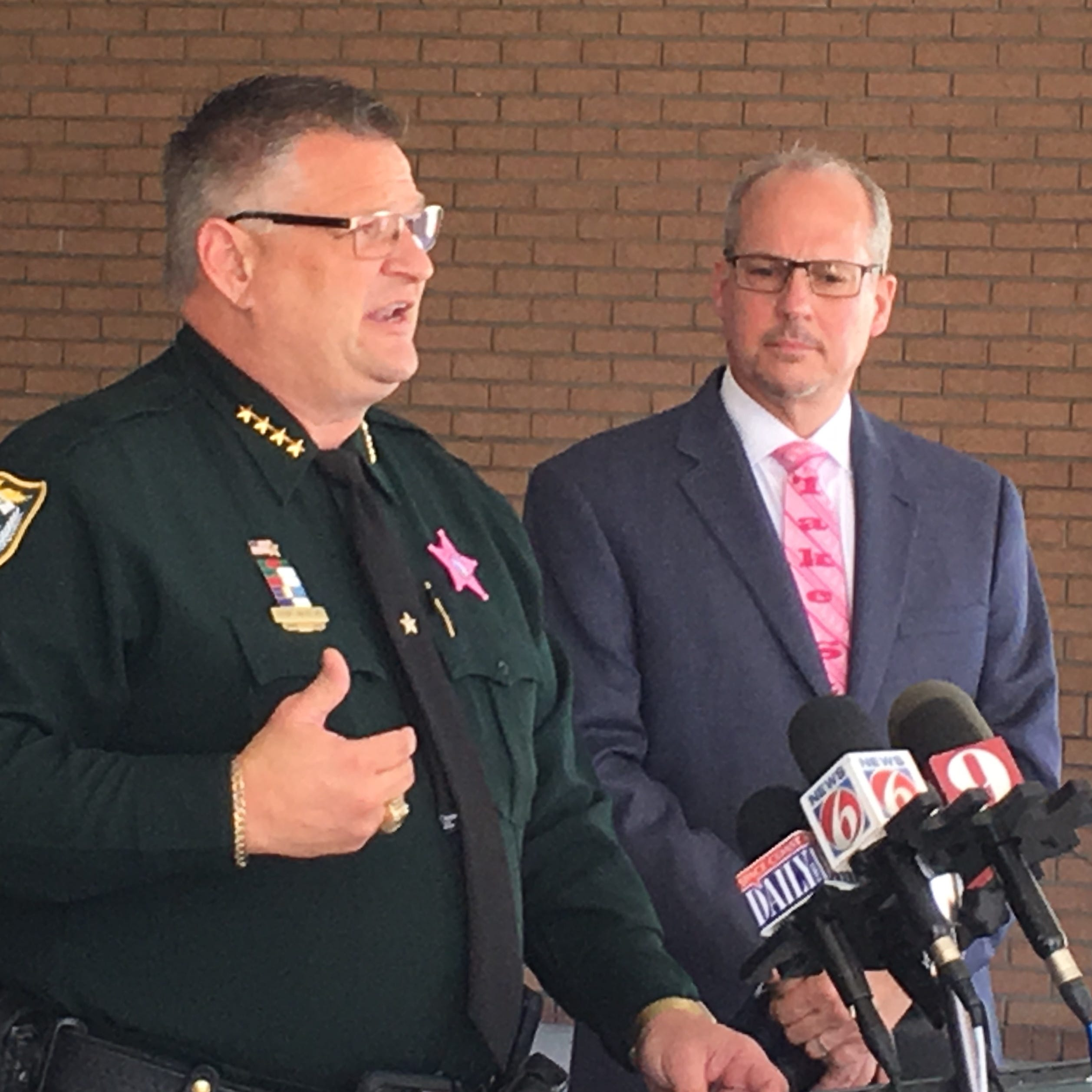 Armed security guards to be deployed at Brevard elementary schools next week, sheriff says