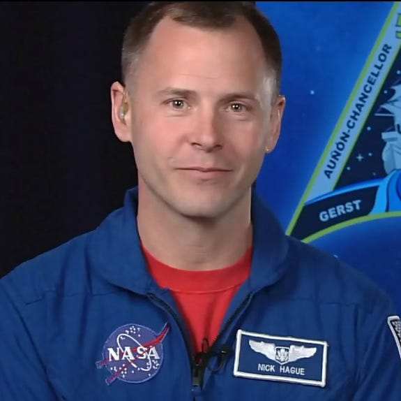 NASA astronaut recalls 'wild ride' after aborted Russian rocket launch