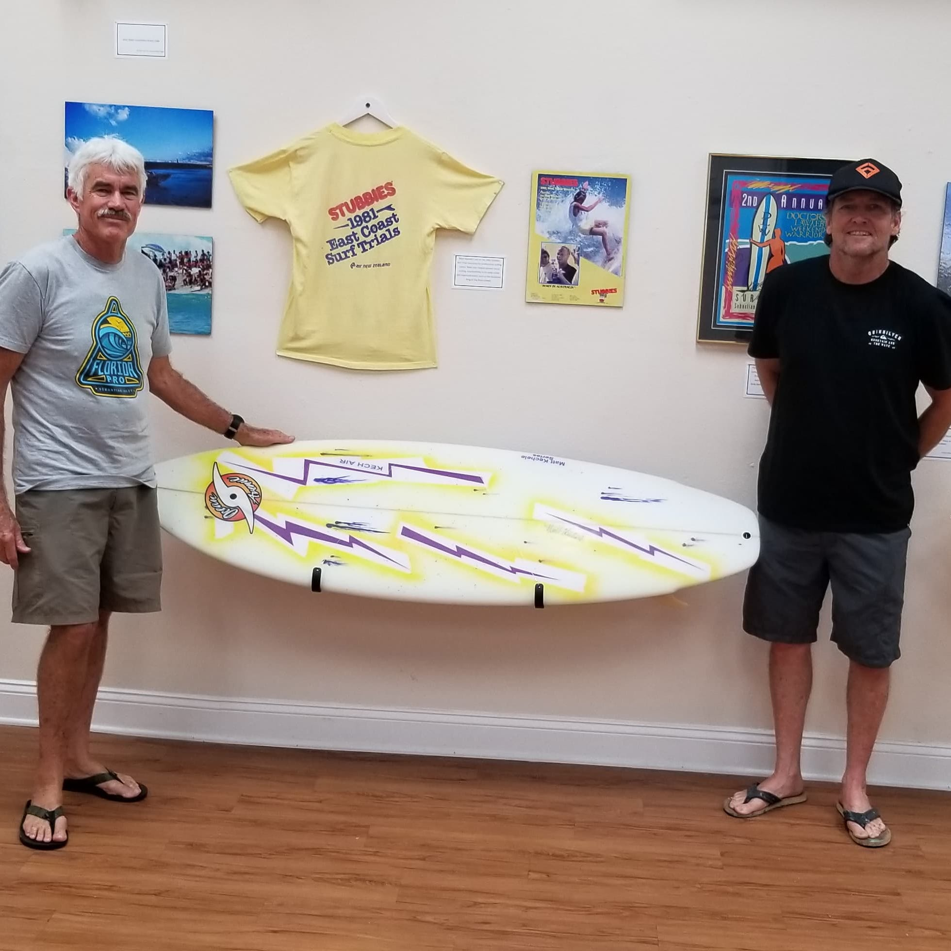 Surf Museum pays tribute to Sebastian Inlet's 'Accidental Wave'