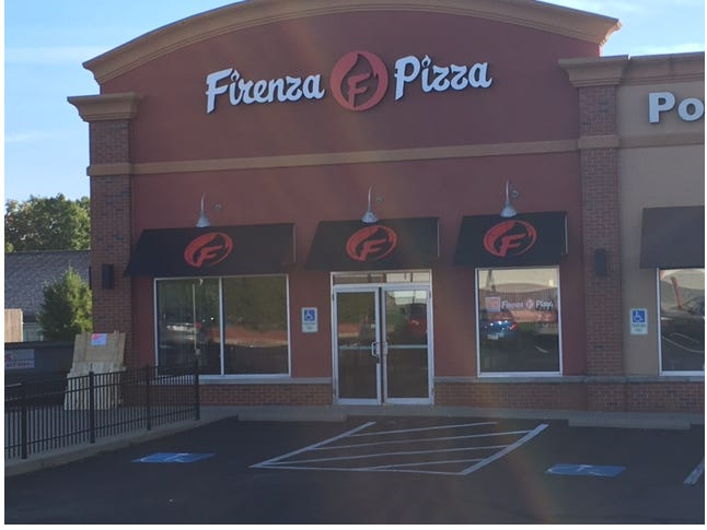 Firenza  pizza shop is opening Oct. 30 at 2074 Walker Lake Road.