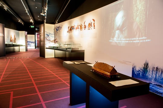 'Vikings: Beyond the Legend' offers guests a close look at 600 archaeological finds on loan from the National Museum of Denmark, never before on display in North America.