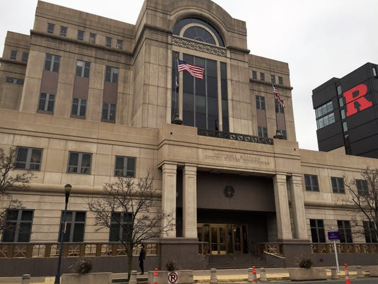U.S. Courthouse in Camden