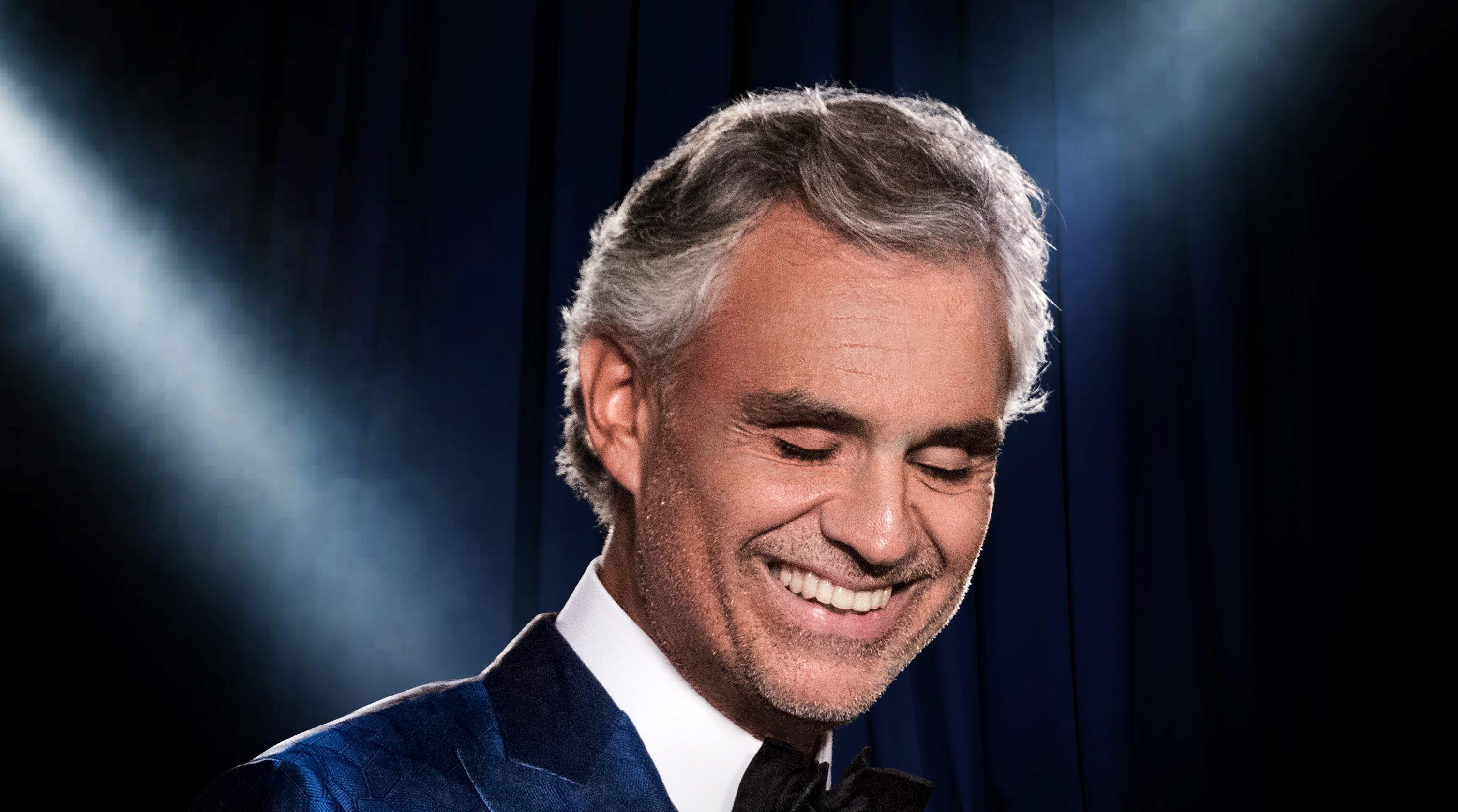 Opera Standout Singer Andrea Bocelli Plays Us Bank Arena Oct 19