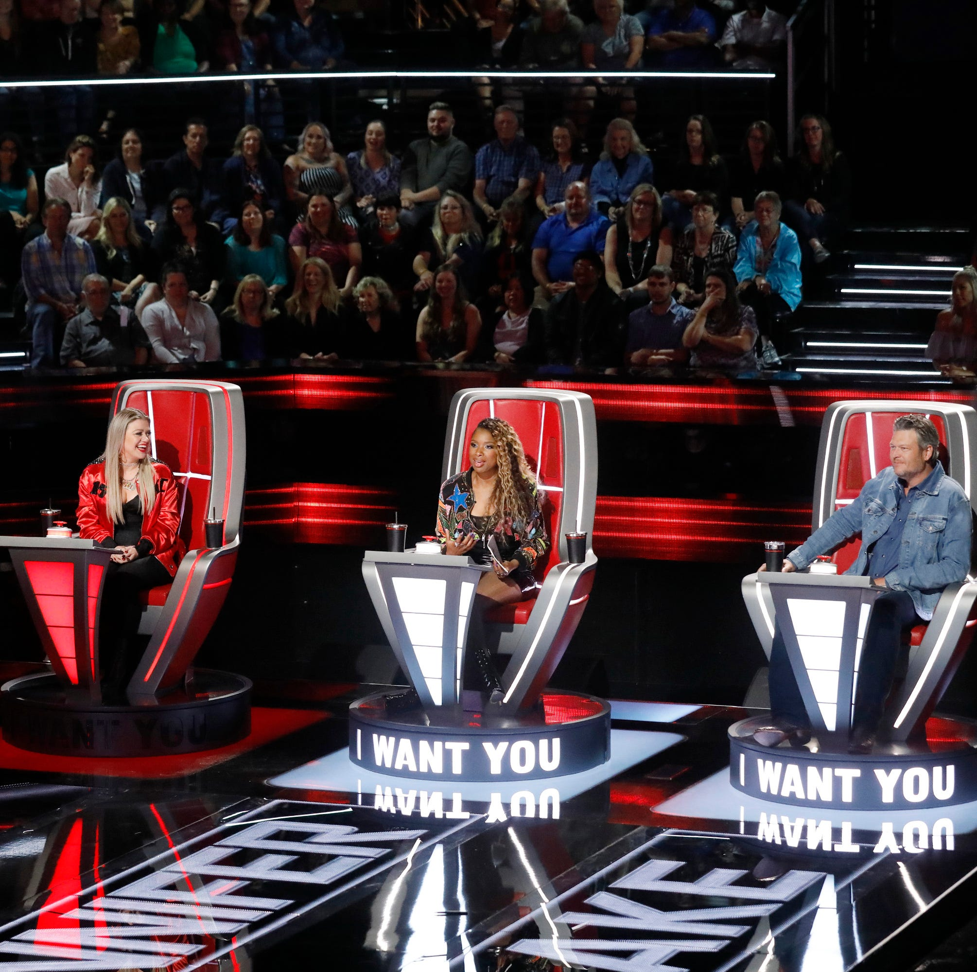 Cincinnati: The uncredited star in the latest episode of 'The Voice'