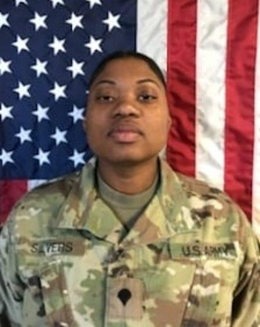 Sgt Brittney Silvers