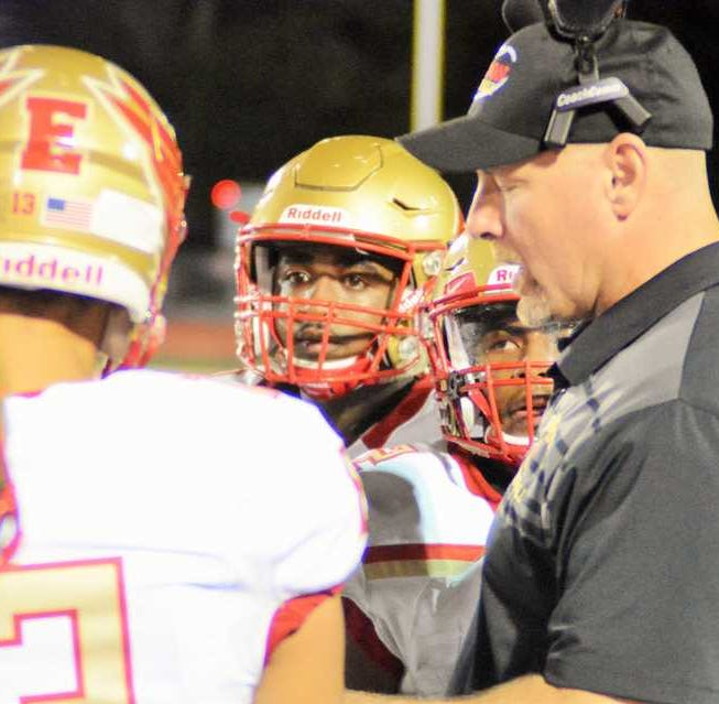 Edison's Fulham named New York Jets football Coach of the Week
