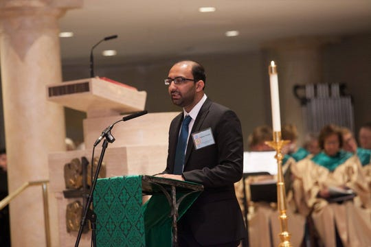 Messages of peace and unity came from many different voices at the 5th annual interfaith Day of Prayer and Reflection, October 9. Faith leaders from Union County and beyond spoke of universal values found in all religions.
