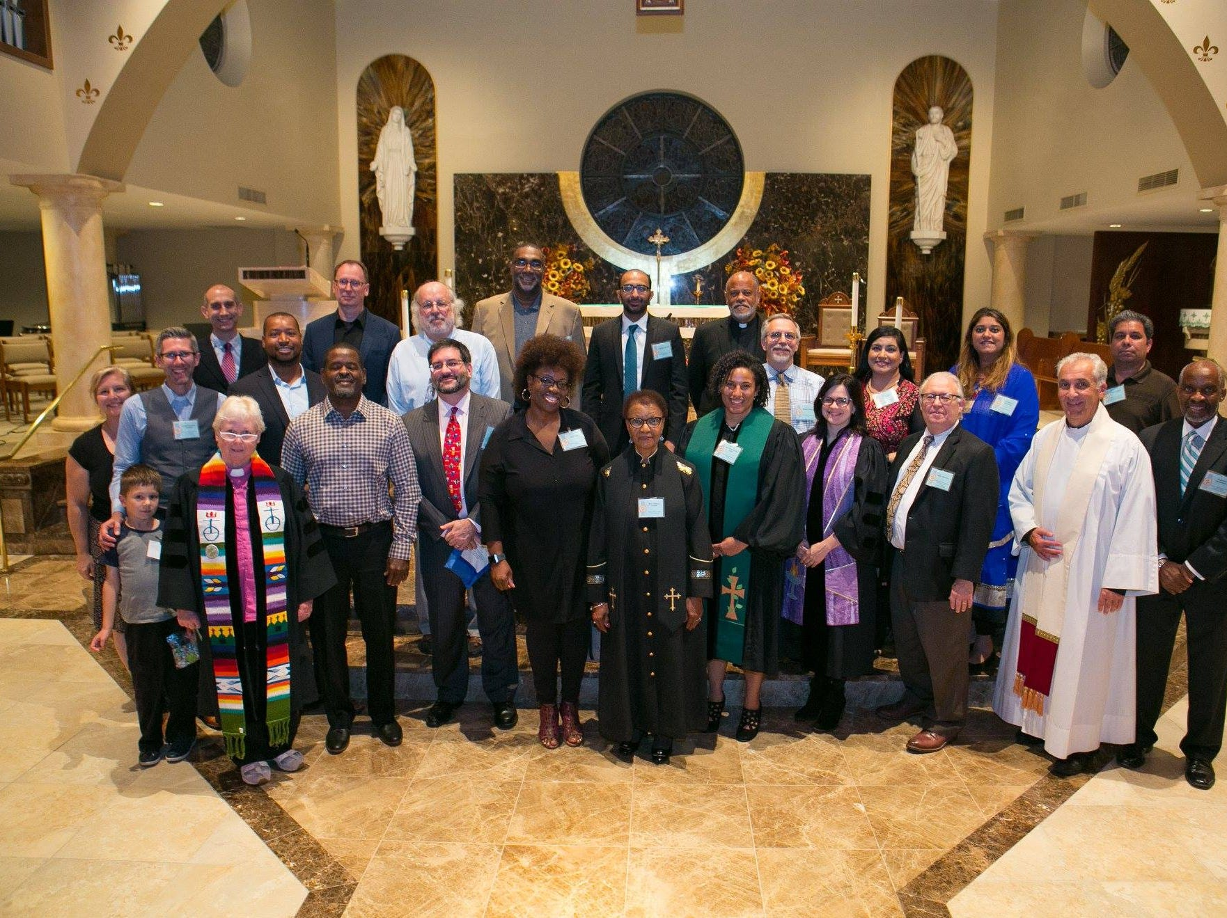Love and common bonds shine at interfaith gathering in Scotch Plains