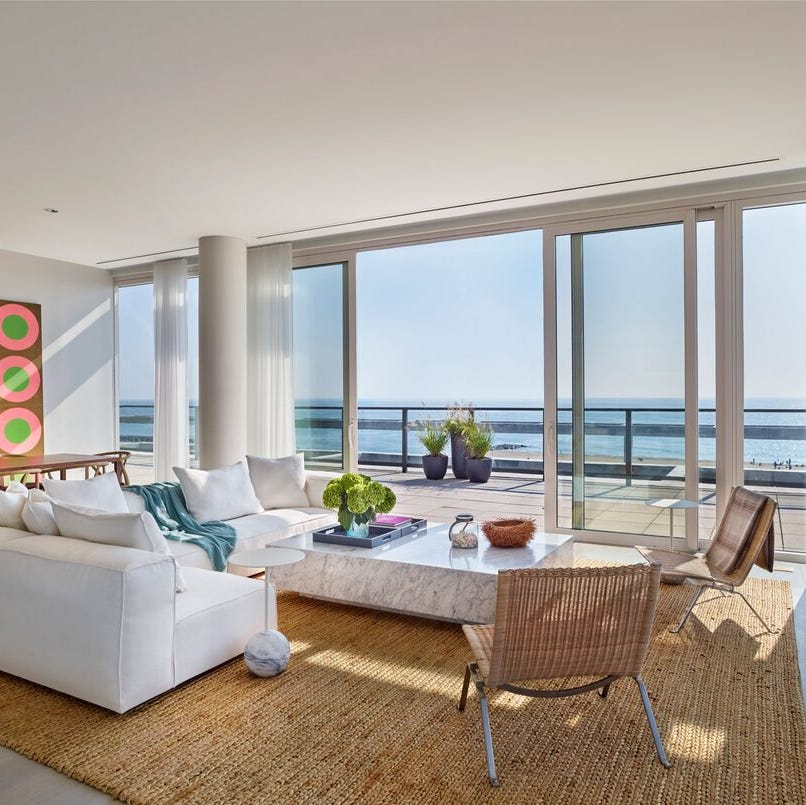 Asbury Ocean Club reveals its spacious, residential open floor plans