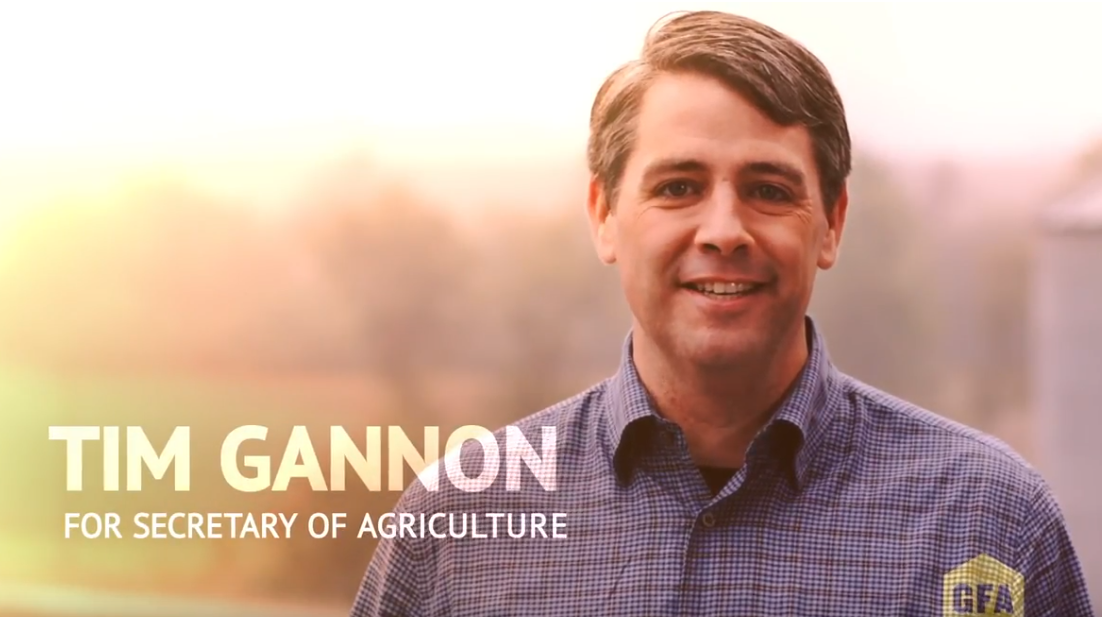 Tim Gannon launches TV ads in bid for Iowa secretary of agriculture