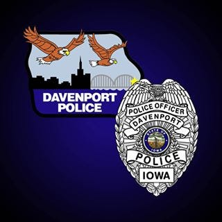 Davenport police officers located a handgun in Mid City High School on Monday afternoon, placing the school on a brief lock-down.