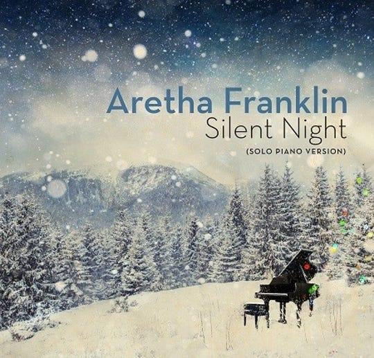Aretha Franklin, 'Silent Night (Solo Piano Version)'