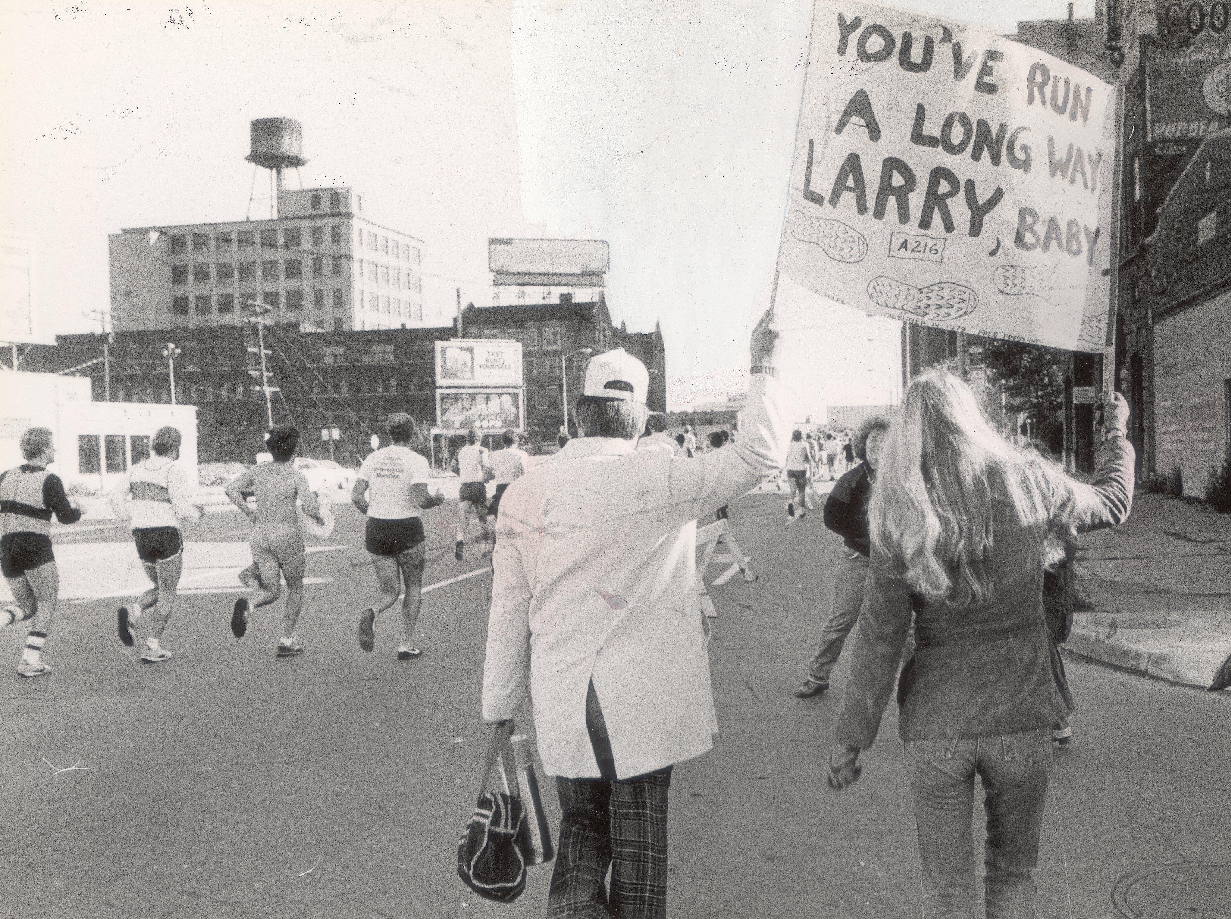 1979 Detroit Free Press Marathon.
