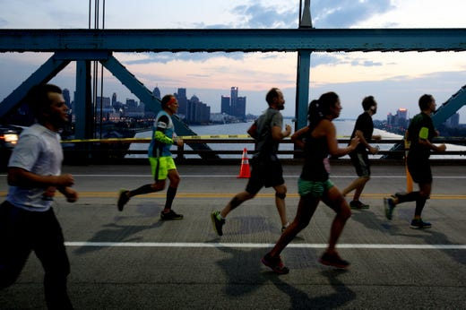 Detroit Lions game will overlap Detroit marathon: Your guide to parking, tailgating