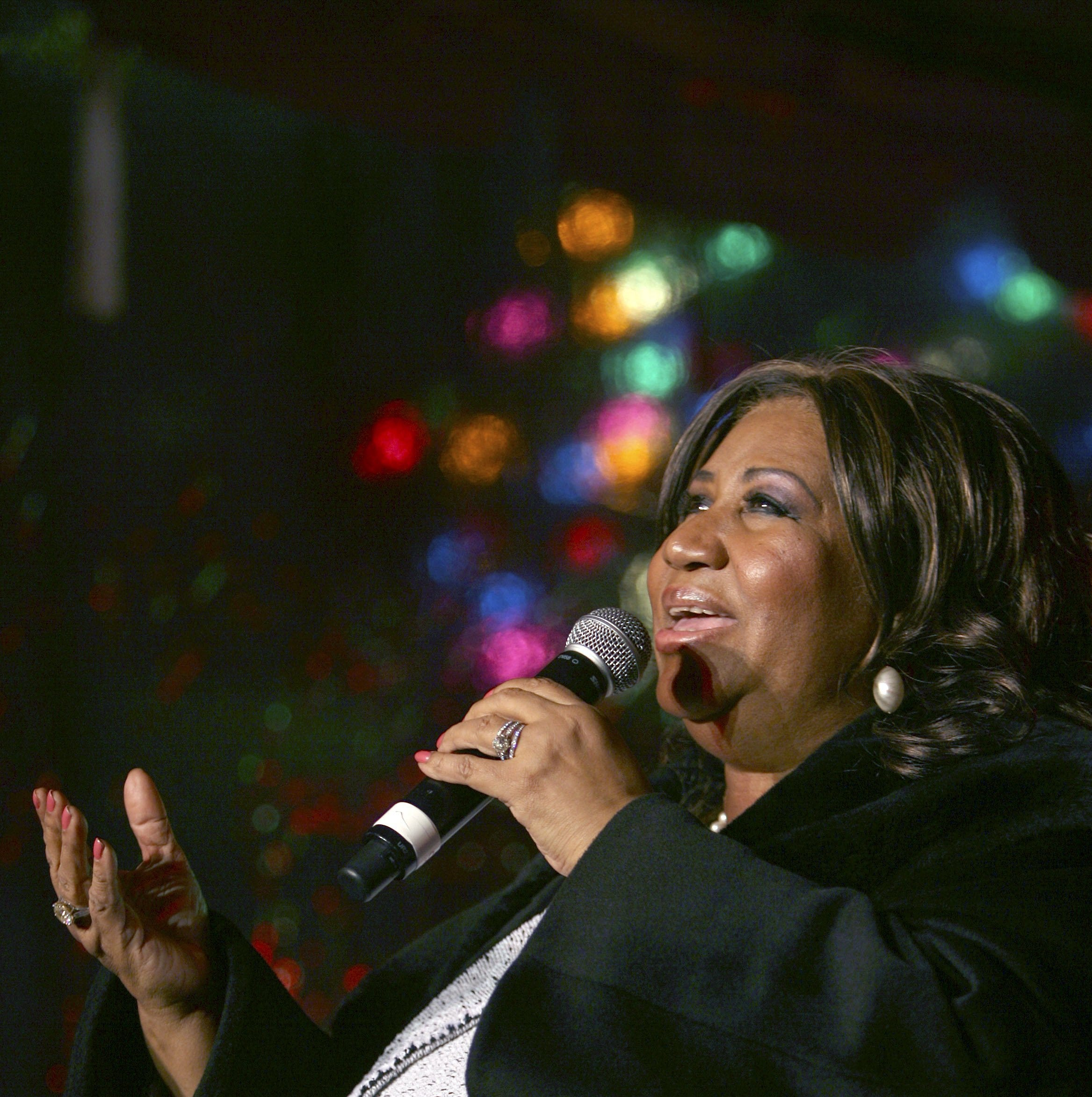LISTEN: Aretha Franklin's remixed 'Silent Night'