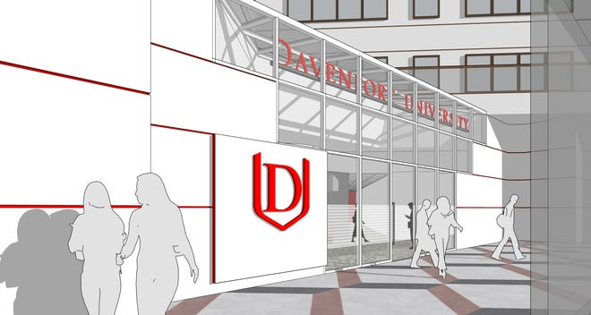 Davenport University will open a new Detroit campus in January 2019