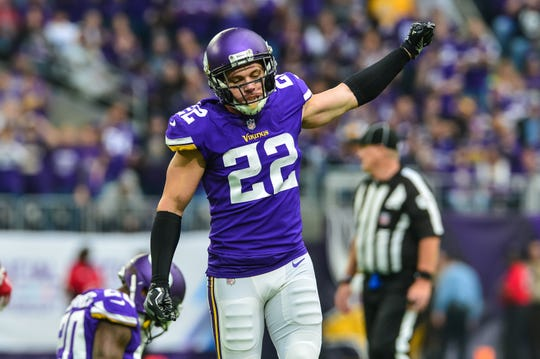 6. Vikings (3-2-1) | Last game: Defeated the Cardinals, 27-17 | Previous ranking: 9