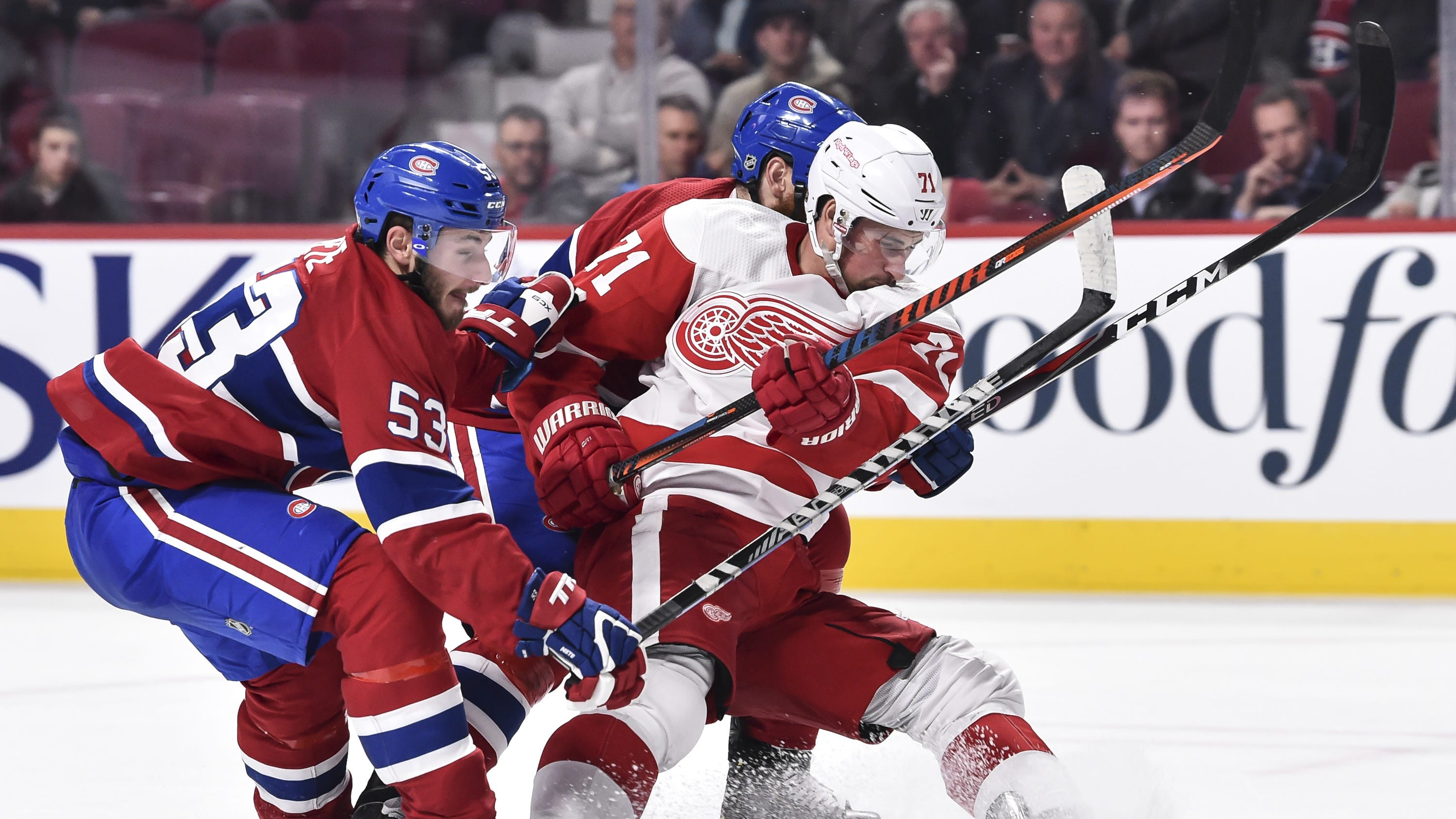 Body language is part of why Detroit Red Wings are winless. Here's why