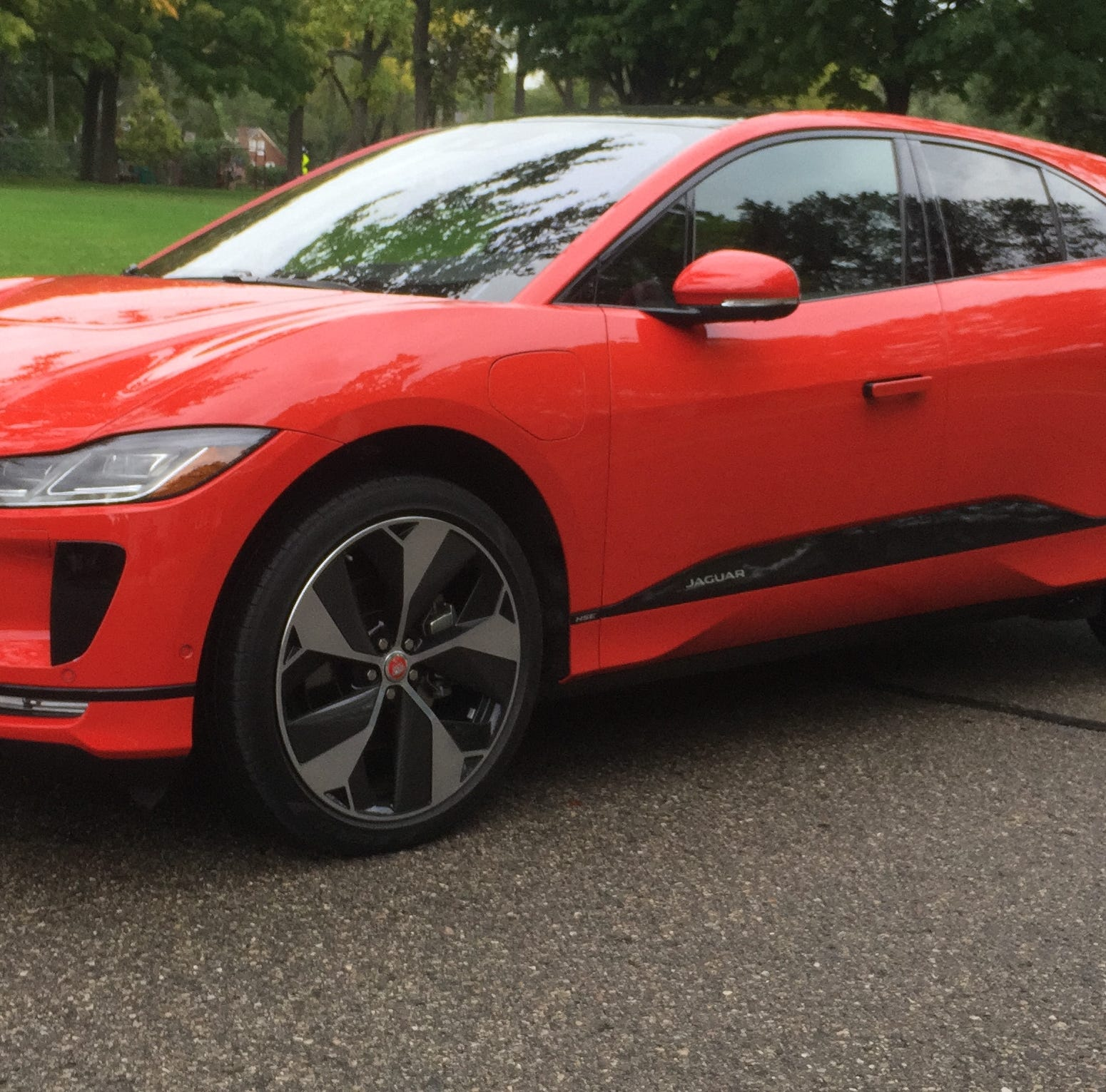 When is a good electric car not a good car? Meet the 2018 Jaguar I-Pace