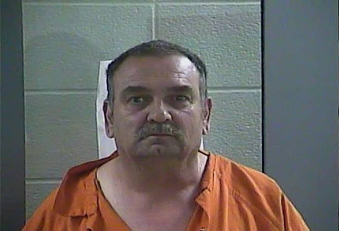 Robert Phillips, 57, of Jackson, Michigan, was arrested in Kentucky.