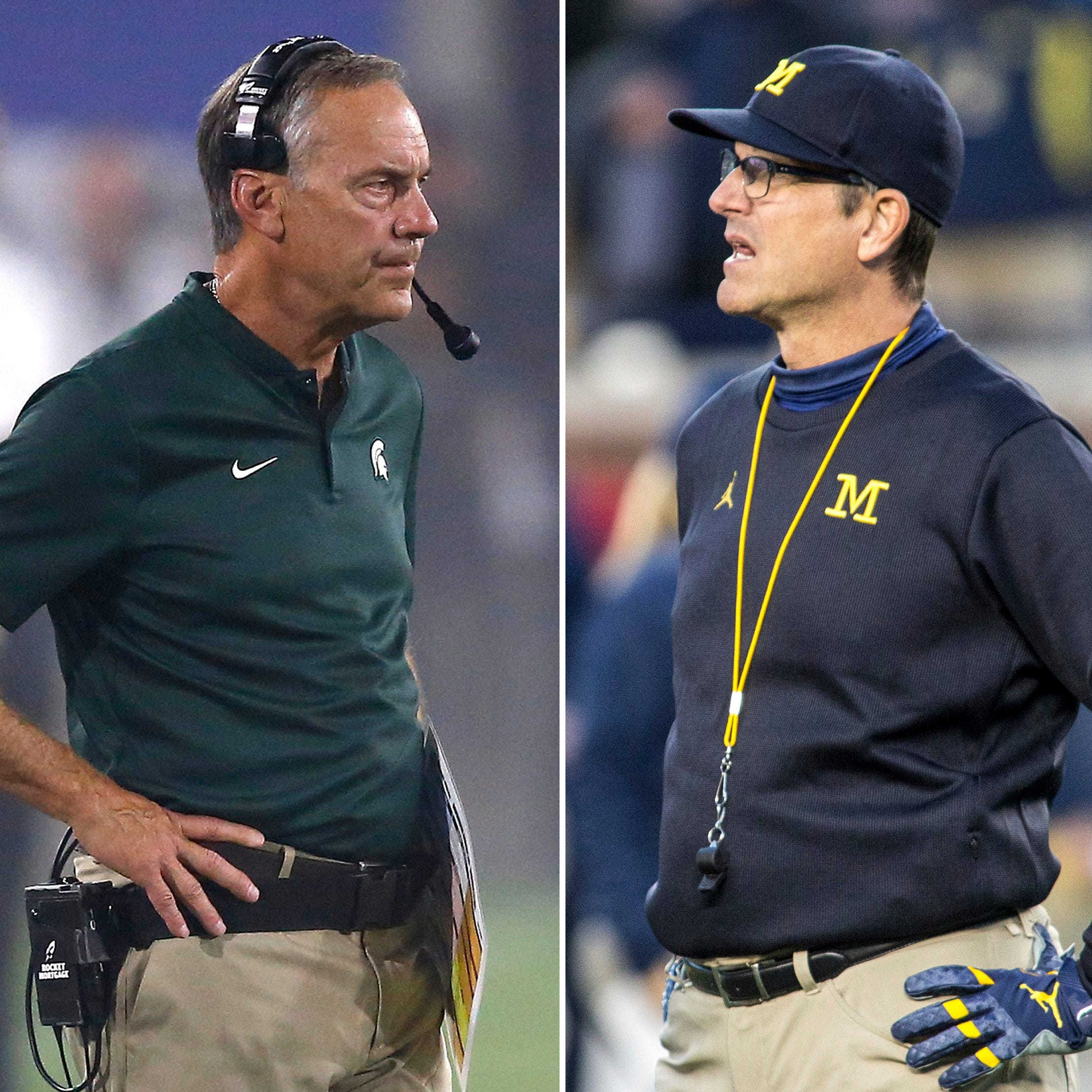 Michigan football must leave 'what ifs' in the past and go beat MSU
