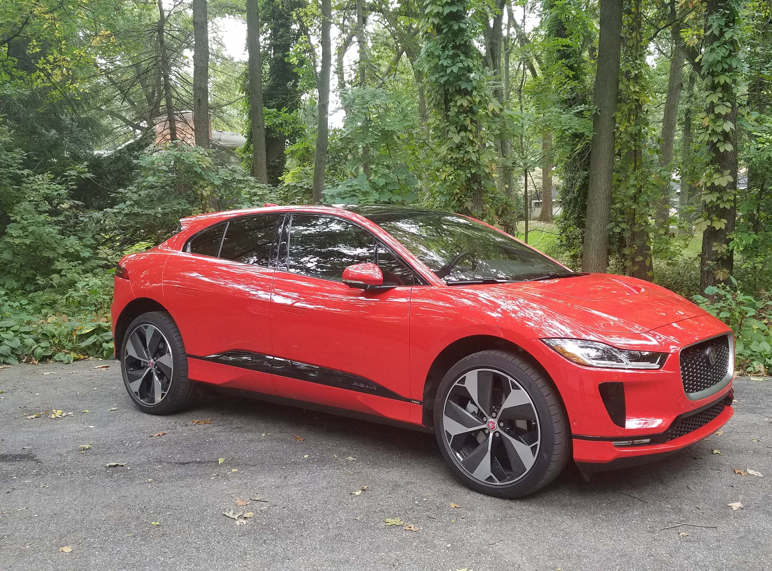 Utility of the Year nominee: The 2019 Jaguar I-Pace is the Brit brand's first all-electric vehicle. Aimed at the Tesla Model S/X, it costs about $86K.