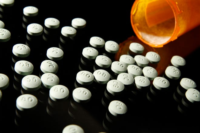 OxyContin, in 80 mg pills. Preliminary data show Michigan had 2,729 fatal overdoses in 2017, including 1,941 people who died from opioids. The number of opioid deaths grew by 8.7 percent last year, from 1,786 reported in 2016. The percentage of increase is slowing, state officials say.