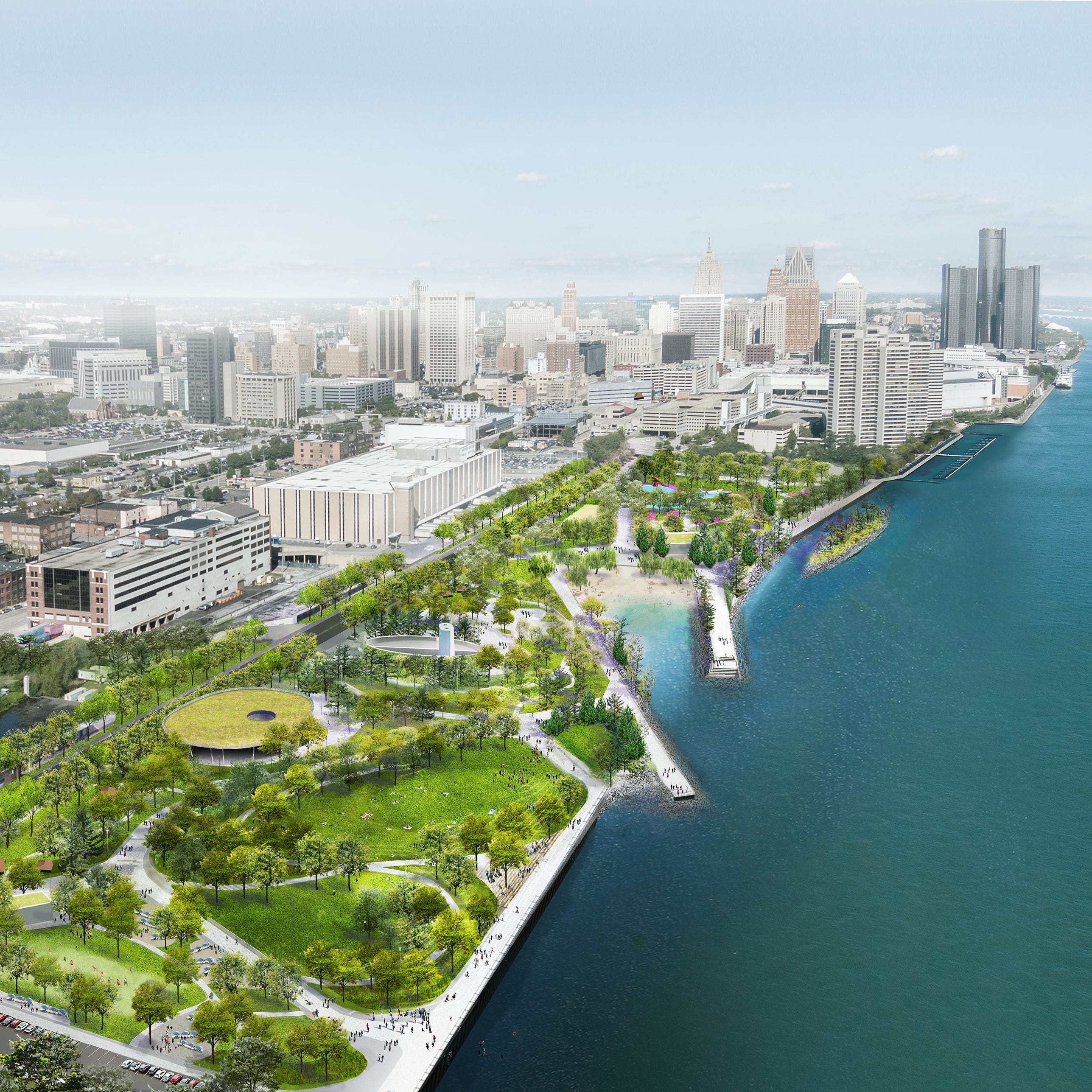 Howes: Wilson foundation pledges $100 million to riverfront park, trails