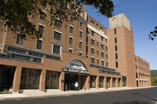 St. Joseph's Hospital in Elmira.