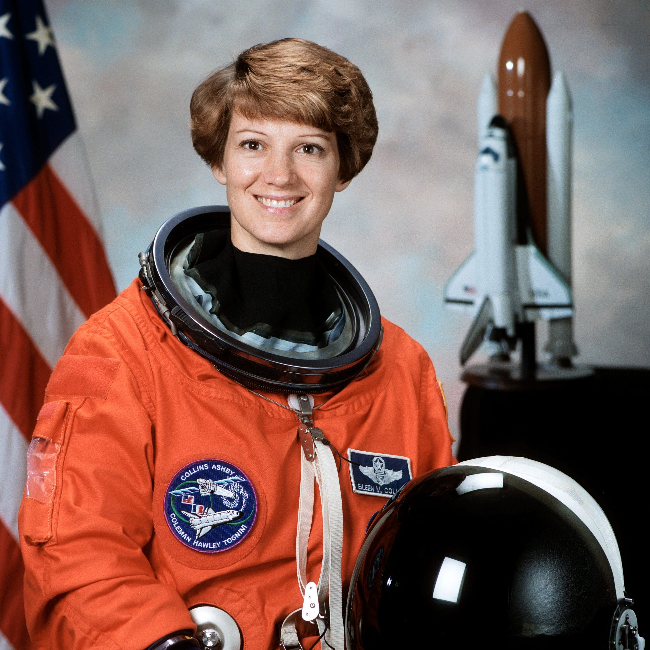 Eileen Collins: First female to pilot, command NASA shuttle to talk space at UE Wednesday