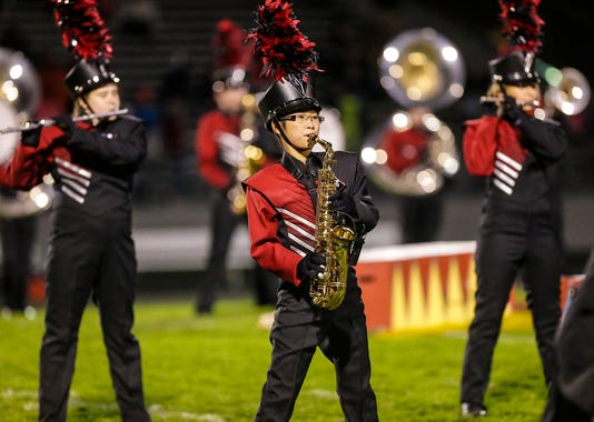 Fon Fond Du Lac Marching Band 101218 Dcr001