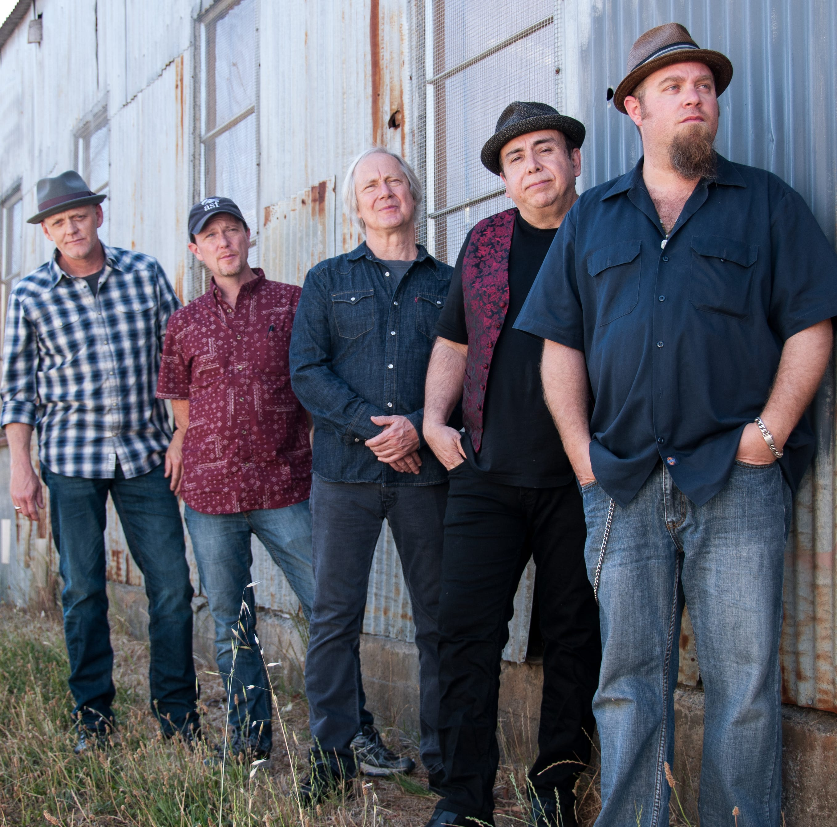 New York's The Weight Band to perform in Green Lake