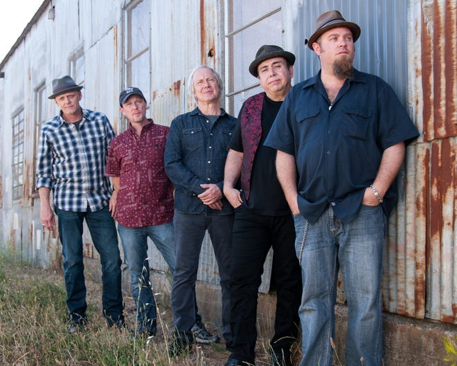 The Weight Band will perform at the Thrasher Opera House on Oct. 27.