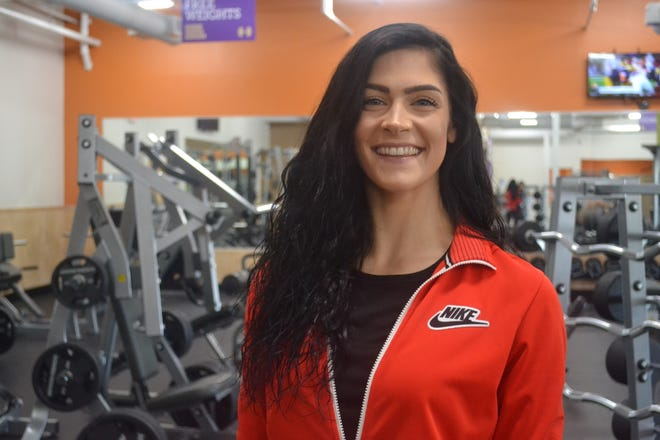 Hannah Gippert did more than strengthen her body during a six-month prep for a bodybuilding competition; she also strengthened her relationship with God.