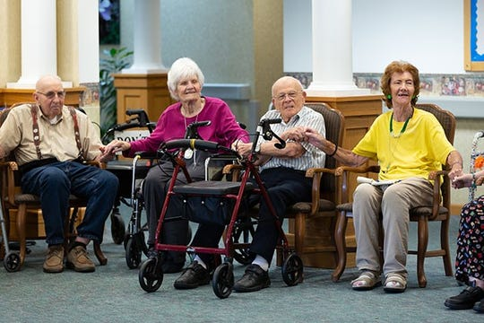 Assisted living provides your loved on ample opportunities for socializing and recreational activities.