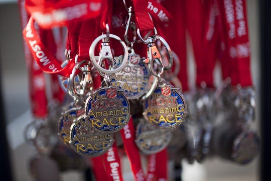 The Salvation Army's MOST Amazing Race is coming to Fort Myers this weekend.
