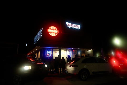 Krispy Kreme opening in Fort Myers