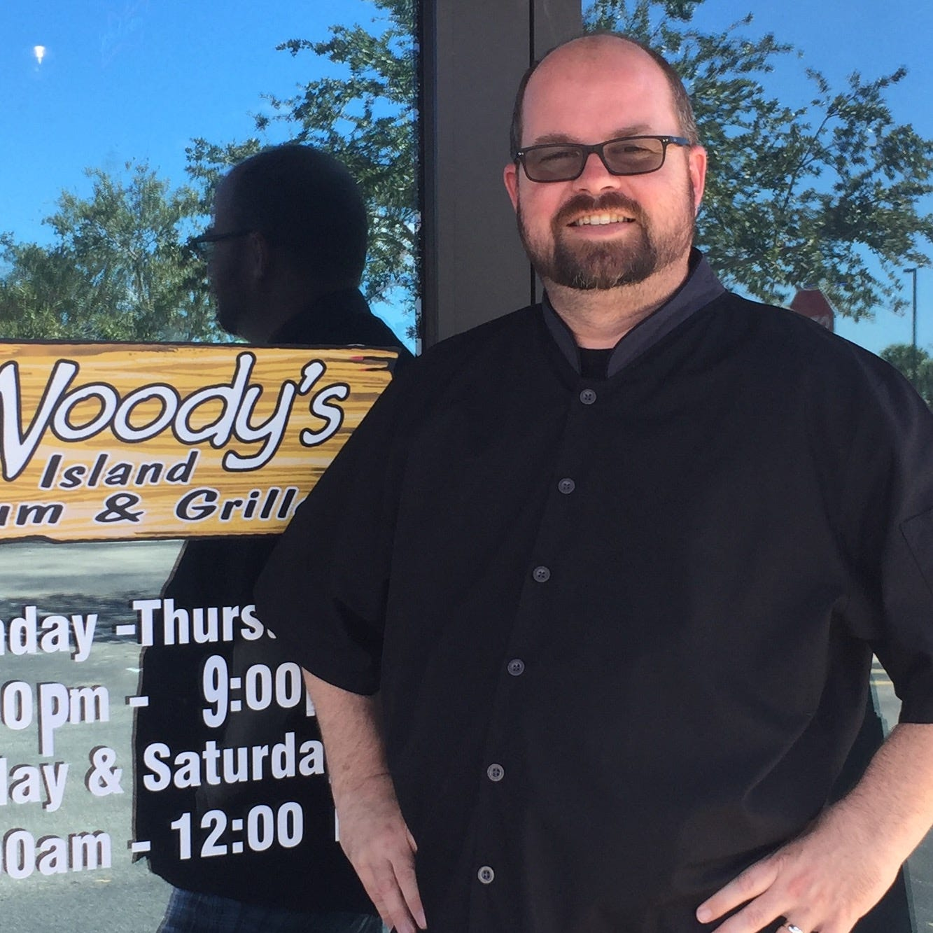 Woody's Surfside in Cape Coral's Bob Mulroy — Where the Chefs Eat