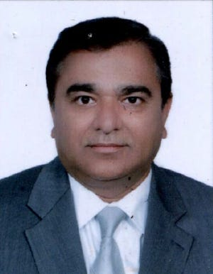 Dr. Ashraf Khan is Lee Health's System Director for Epidemiology and Infection Control.