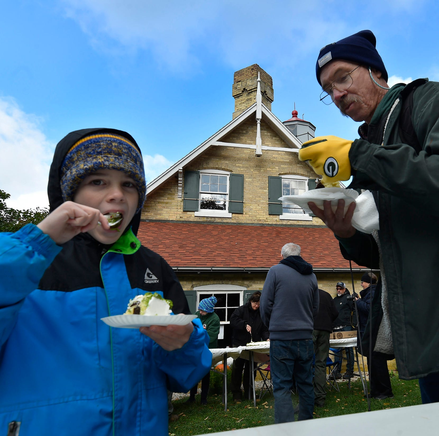 Door County's Eagle Bluff lighthouse turns 150