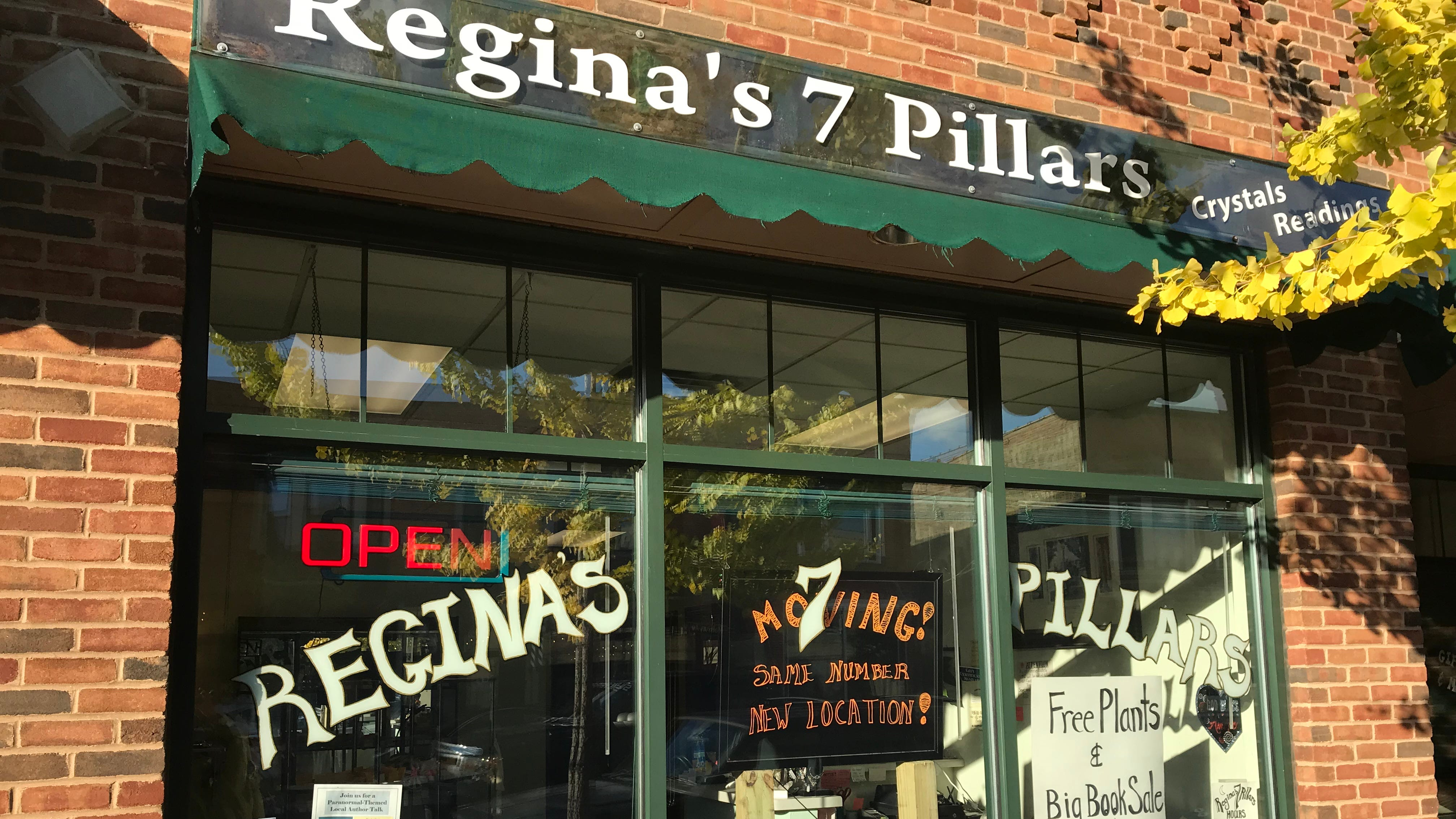 Regina's 7 Pillars moving from De Pere to Allouez| Streetwise