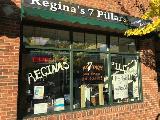 Regina's 7 Pillars exterior