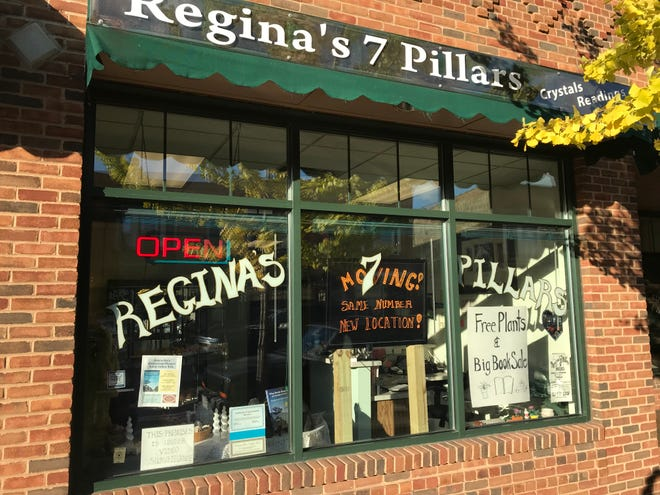 Regina's 7 Pillars is moving from its current location on Main Avenue, seen here, to 1401 S. Webster Ave.