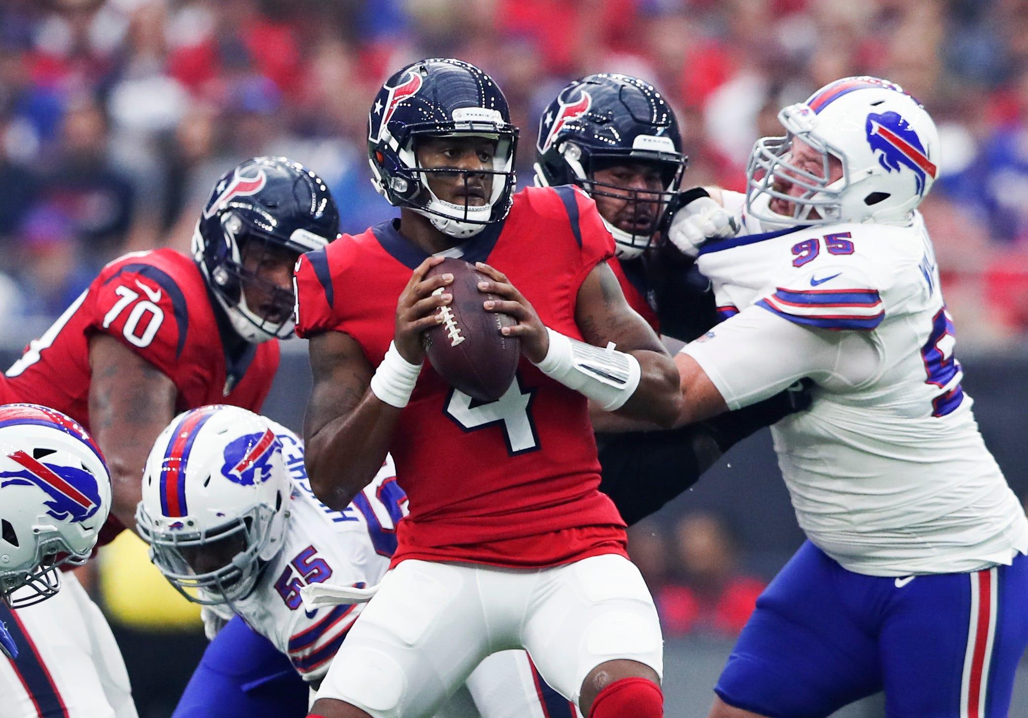 Nfl Buffalo Bills At Houston Texans